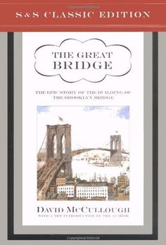 The story of one of the greatest accomplishments in our nation's history, the building of what was then the longest suspension bridge in the world. The Brooklyn Bridge rose out of the expansive era following the Civil War, when Americans believed all things were possible. During 14 years of construction, the odds against success seemed overwhelming. Bodies were crushed and broken, lives lost, notorious political empires fell, and surges of public doubt constantly threatened the project.