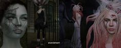 Second Life, Halloween, Pictures, Blog, Fictional Characters, Design, Photos, Blogging