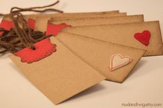 stitched hangtags