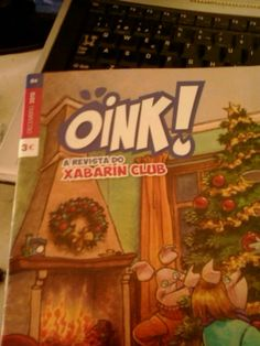 Twitter kitschlover Por certo, eu xa teño o num de decembro da @OINK! A revista do Xabarín Club ^^ o do kiosko xa me avisa cando lle chega
