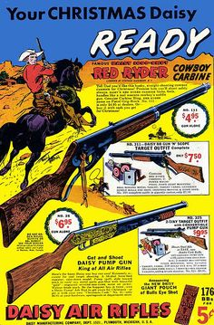Jem wants to be just like Atticus. Atticus is the deadest shot in the county so Jem got an air rifle.