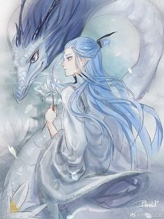 Dragon Wallpaper Iphone, Cute Wallpaper Backgrounds, C Anime, Kawaii Anime, Man Illustration, Cool Anime Guys, Chinese Art, Asian Art, Character Art