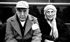 Robert Frank (with wife June Leaf): Eamonn McCabe