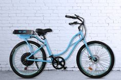 Lady Wave Electric Bike Giveaway | Wave Electric Bikes