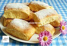Pehelykönnyű bukta Cornbread, Cookie Recipes, French Toast, Cookies, Breakfast, Ethnic Recipes, Food, Millet Bread, Recipes For Biscuits