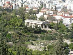 The Temple of Hephaestus ~ Thission
