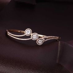 From Belly Rings To Tennis Bracelets, This Jewelry Advice Is King – Finest Jewelry Gold Bangle Bracelet, Gold Bangles, Sterling Silver Bracelets, Jewelry Bracelets, Diamond Necklace Set, Diamond Bangle, Diamond Jewelry, Gold And Diamond Bracelets, Braclets Gold