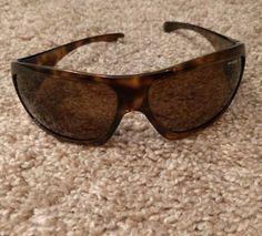 Mens Arnette Sunglasses Tortoise Brown Polarized Lenses