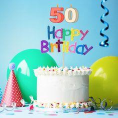 Happy Birthday Wishes Image Happy 50th Birthday Wishes, Happy Birthday Sarah, Happy Birthday Images, Birthday Celebration, 2nd Birthday, Local Milk, Wishes Images, Party Hats, Birthdays