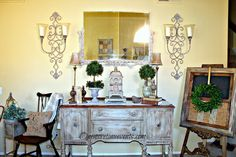 Redecorating and Getting a Fresh Start - One More Time Events
