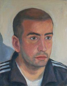 Oscar Estevez portait Portraits, Artist, Head Shots, Artists, Portrait Photography, Portrait Paintings, Headshot Photography, Portrait