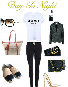Transitioning+From+Day+to+Night+»+Champagne+Chic+Life