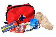 Camping first aid kit essentials... don't leave home without it!