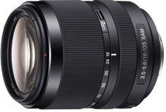 Sony 18-135mm F3.5-5.6 SAM A-Mount Lens by Sony. $498.00. A-mount DT 18-135mm F3.5-5.6 SAM