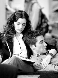 Anne Hathaway and Jake Gyllenhaal: Love and Other Drugs ♡