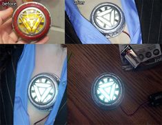 Ladies, you're up! — my arc reactor tutorial/guide