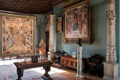 Salle des sculptures tableaux Musee Jacquemart- Andrè
