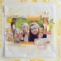 A Project by Wilna from our Scrapbooking Gallery originally submitted 07/16/12 at 10:35 AM