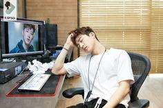[iKON] iKON TV MAKING FILM B.I No.01 cr: LIPSS Chanwoo Ikon, Kim Hanbin, Ikon Leader, Korean Products, Lil Boy, Funny Boy, Always Smile, Kdrama Actors, Korean Music