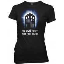 Doctor Who: First Doctor Juniors T-Shirt