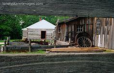 Missouri Town, Fleming Park - Lee's Summit, Missouri - (many times)