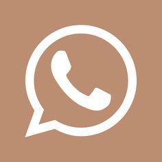 Peach App, Icones Do Iphone, Whatsapp Logo, Iphone Homescreen Wallpaper, Cute App, Iphone Layout, Ios App Icon, Phone Logo, Iphone Design