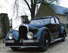 Voisin C25 Aérodyne (1935) Maintenance of old vehicles: the material for new cogs/casters/gears/pads could be cast polyamide which I (Cast polyamide) can produce