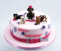 Puppies for Kate | Flour and Fondant
