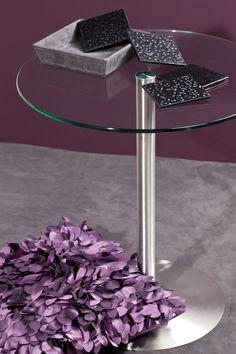 TITANIUM Table, By MADURA