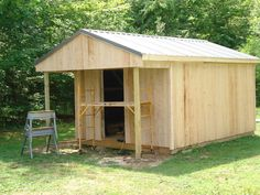12x20 Shed