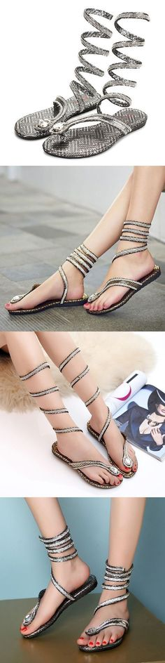 Fashion women flat heel bling rhinestone slingback gladiator sandals shoes new $5 sandals online #g #star #sandals #sandals #9 #oyna #sandals #church #sandals #quotes