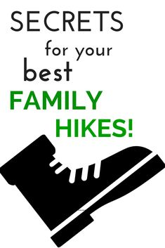 Day hikes as a family are a fantastic way to experience nature, connect as a group and become a favorite way to get off the couch! Tap here for all the secrets to make it hassle-free, loads of fun, and even a packing list to ensure you will have the right items are your fingertips for a great and memorable day outdoors as a family.