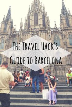 The Travel Hack's Guide to Barcelona You've booked your flights and now you're wondering what you can actually do in Barcelona. Well step this way, as we share our Barcelona guide. Having visited a few times, including just last month, European Vacation, European Travel, European Trips, Oh The Places You'll Go, Places To Travel, Vicky Christina Barcelona, Barcelona Guide, Barcelona Trip, Barcelona Things To Do In