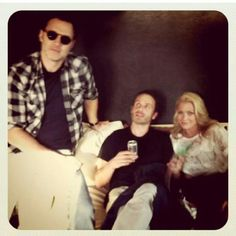 David,Andrew, and Laurie