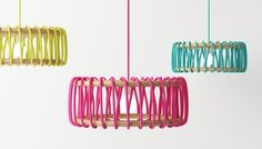 Ta.Ta. Unconventional Design For Kids: MACARON LAMP