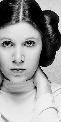 """They love her and I'm her custodian. And I'm as close as you're gonna get. She's me and I'm her."" – Carrie Fisher"