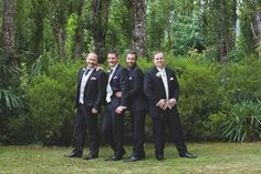 Groomsmen portraits. Wedding photographer-Tabitha Woods. Wellington. Woods Photography, Event Photography, Wedding Photography Packages, Wedding Album, Wall Canvas, Groomsmen, Engagement Photos, New Zealand, Wedding Venues