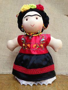 muñecas frida kahlo - Buscar con Google