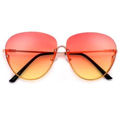 Cultivated Summer Bright Colorful Flat Top Aviator ($6.99) ❤ liked on Polyvore featuring accessories, eyewear, sunglasses, cat-eye glasses, cat eye sunglasses, aviator style sunglasses, wayfarer style sunglasses and colorful wayfarer sunglasses