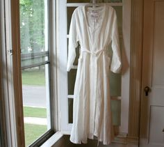 Hey, I found this really awesome Etsy listing at https://www.etsy.com/listing/156073562/washable-linen-robe-susanalice-robe-by