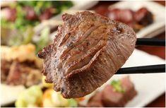 【コスパ最高】分厚い牛タンのカツレツ&シチューが超安!牛タン大衆酒場『べこたん』新メニュー - うまい肉 Steak, Food, Meal, Eten, Steaks, Meals, Beef