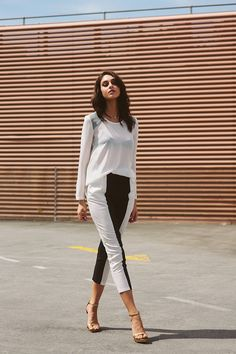 #model #lookbook #cityhigh #lizbraithwaite #sleek #modern #monochrome #effortlessstyle