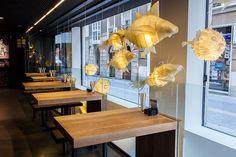 10 restaurantes con un diseño único