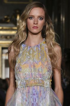Emilio Pucci womenswear, spring/summer 2015, Milan Fashion Week