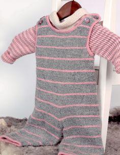 Praktisk i pastell - Selebukse Baby Knitting, Knit Crochet, Turtle Neck, Sweaters, Small Stuff, Baby Knits, Fashion, Little Girl Clothing, Bebe