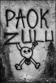 PAOK   Zulu Graffiti, Arabic Calligraphy, Zulu, Arabic Calligraphy Art, Zulu Language, Graffiti Artwork, Street Art Graffiti