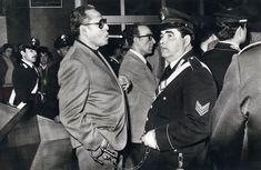 Marvellous photograph of Mafia boss Luciano Liggio. Author is Letizia Battaglia's brother, active in Sicily during the sanguinary Mafia wars. Universally known with the surname Liggio, a result of a brigadier. Italian Mobsters, Mafia Gangster, Gangsta's Paradise, Al Capone, Press Photo, The Godfather, Sicily, Bad Boys, Crime