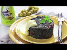 Receta Cuscús Negro con Verduras, Gambas y Virgen Extra Ybarra - Ybarra en tu cocina