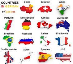 Ländernamen