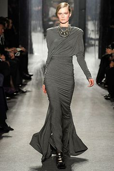 Donna Karan Fall 2009 Ready-to-Wear Collection Slideshow on Style.com